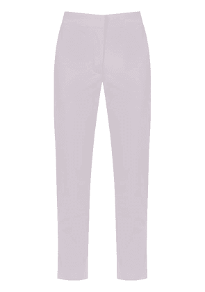 Egrey cropped trousers - Pink