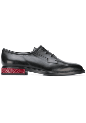 Alberto Gozzi lace-up shoes - Black