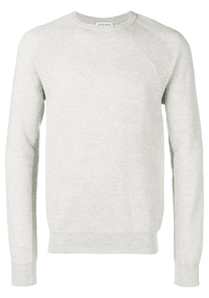 Al Duca D'Aosta 1902 crew neck jumper - Grey