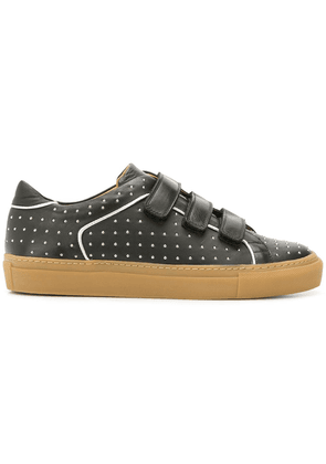 Cotélac studded low-top sneakers - Black