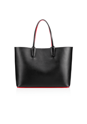 Christian Louboutin Cabata Tote Bag Black Calfskin - Handbags