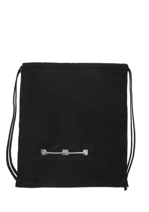 Rick Owens DRKSHDW Patched backpack