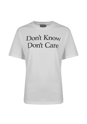 ASHLEY WILLIAMS DonT Know DonT Care T Shirt