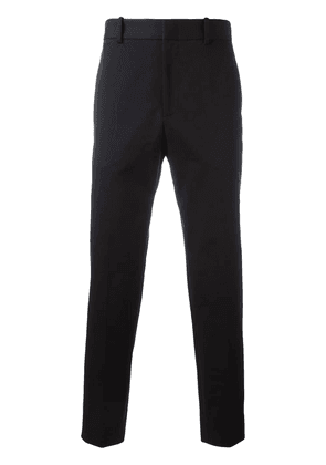 Gucci stretch gabardine chinos - Black