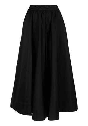 Gloria Coelho Flared skirt - Black