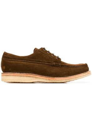 Grenson Tucker lace-up shoe - Brown