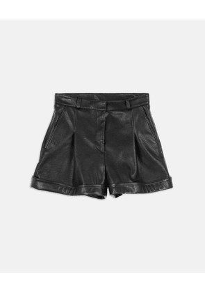 Stella McCartney Black Danielle Shorts, Women's, Size 6