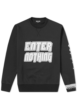 Lanvin Enter Nothing Sweat Black