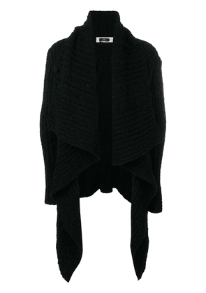 A New Cross oversized cardigan - Black