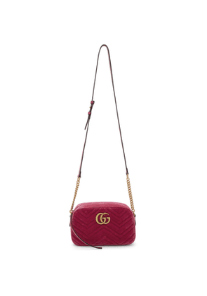 a780321cce23 Gucci Red Small GG Marmont 2.0 Camera Bag | MILANSTYLE.COM
