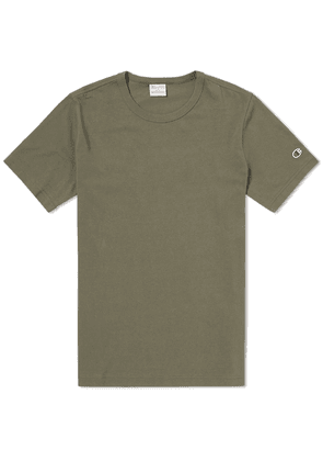 Champion Reverse Weave Classic Tee Charcoal