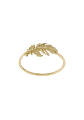 Alex Monroe Plume ring - Gold