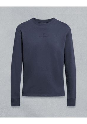 Belstaff Reydon Sweater Blue