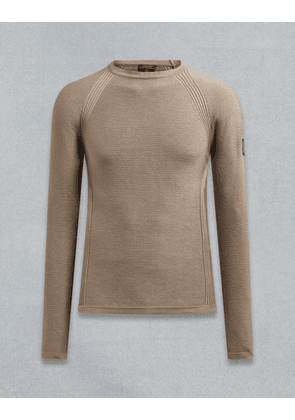 Belstaff Frances Sweater Brown