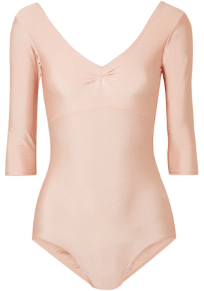 Ballet Beautiful - Stretch Leotard - Baby pink