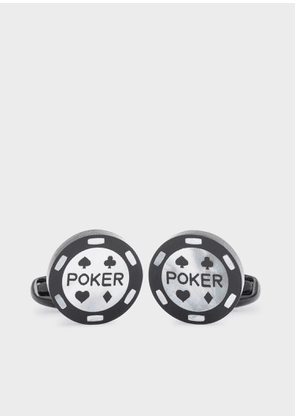 Men's 'Poker Chip' Cufflinks