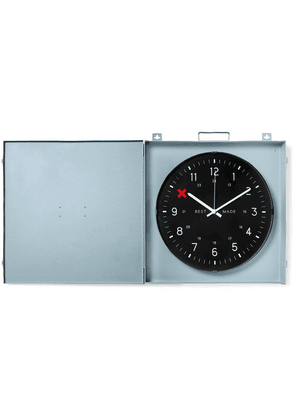 Best Made Company - Workshop Metal Clock - Gray