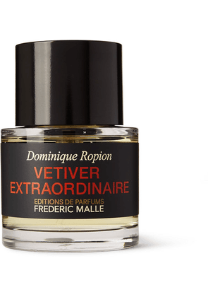 Frederic Malle - Vetiver Extraordinaire Eau De Parfum - Pink Pepper, Haitian Vetiver, Sandalwood, 50ml - Colorless