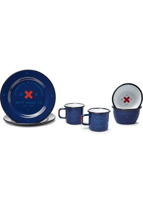 Best Made Company - Enamel Gift Set - Navy