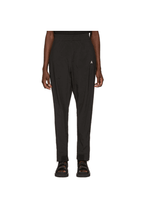 Ambush SSENSE Exclusive Black Nobo Track Pants