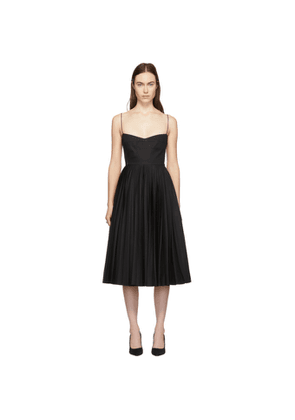 Khaite Black Pamela Dress