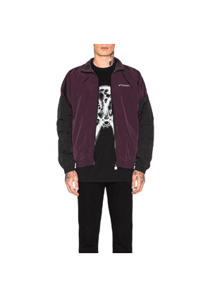 Givenchy Track Jacket in Purple