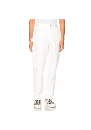 A.P.C. Job Pant in White