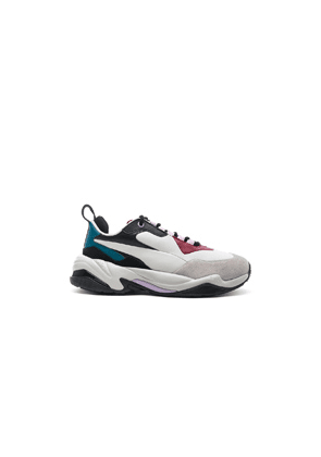 Puma Select Thunder Rive Droite in Green,Gray,Purple,White