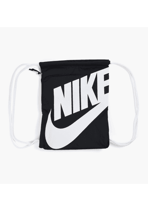 7d70a60a3d Nike Heritage Drawstring Bag In Red BA5351-678
