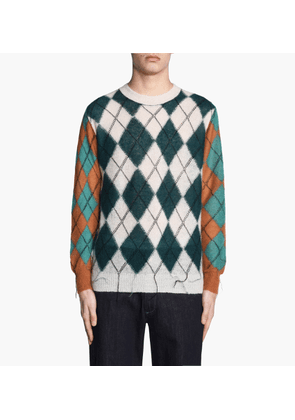 Marni - Long Sleeve Crew Neck Sweater