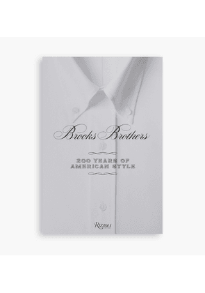 Rizzoli - Brooks Brothers: 200 Years Of American Style
