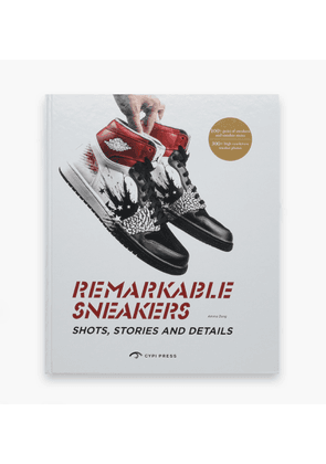 Dokument Press - Remarkable Sneakers: Shots, Stories And Details