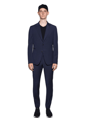 Slim Fit Techmerino Wool Wash'n Go Suit
