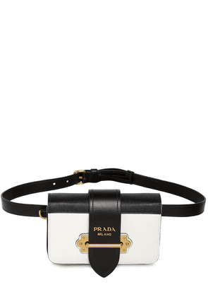 Cahier Saffiano Leather Belt Pack