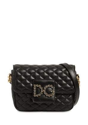 Small Millennial Quilted Leather Bag