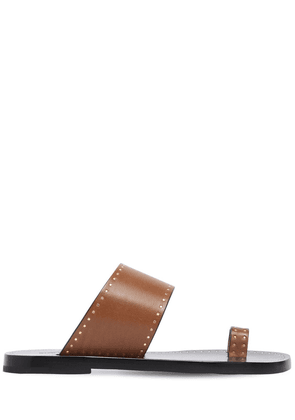 10mm Jeppya Leather Sandals