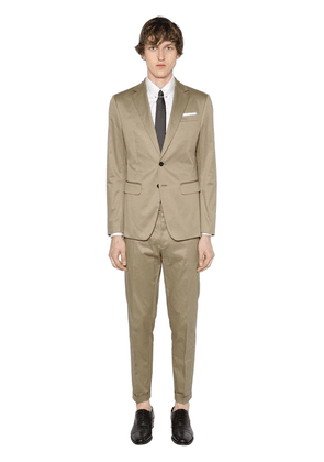 Manchester Stretch Cotton Suit