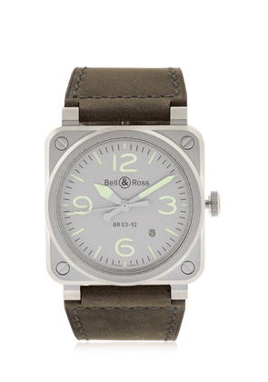 Limited Edition Horolum Steel Watch