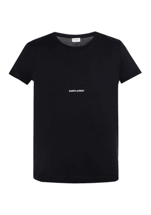Saint Laurent Logo-printed T-shirt
