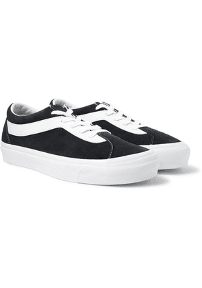f0e8eb96a60d Vans - Staple Bold Ni Suede And Leather Sneakers - Black