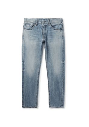Fabric-Brand & Co - Slim-fit Denim Jeans - Light blue