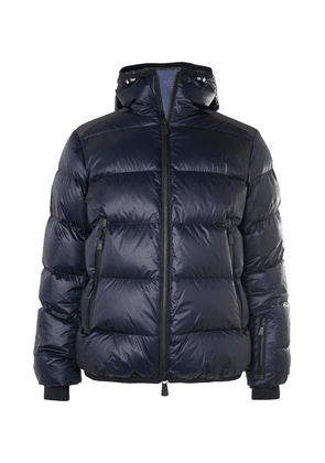 Moncler Grenoble - Hintertux Quilted Ski Jacket - Blue e35e4d4df