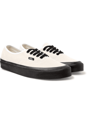 81470adf1b04 Vans - Anaheim Authentic 44 Dx Suede Sneakers - White