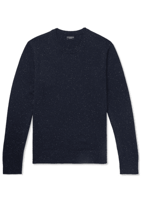 Club Monaco - Donegal Cashmere Sweater - Navy