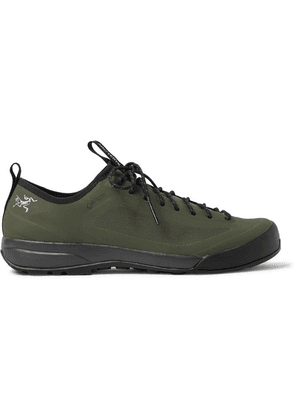 Arc'teryx - Acrux Sl Approach Gore-tex Hiking Sneakers - Army green