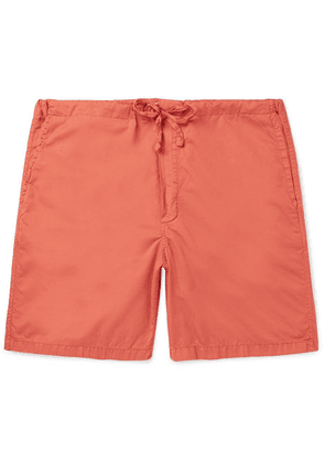 Cleverly Laundry - Cotton Shorts - Tomato red