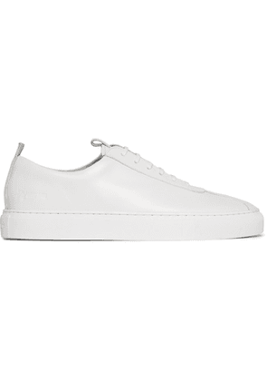 Grenson - Leather Sneakers - White