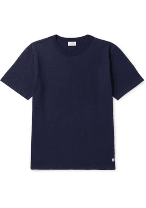 Armor Lux - Callac Slim-fit Cotton-jersey T-shirt - Navy