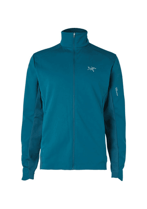Arc'teryx - Trino Gore Windstopper And Atreus Jacket - Blue