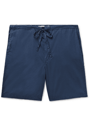Cleverly Laundry - Cotton Shorts - Navy